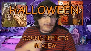 RETRO HALLOWEEN SOUND EFFECTS REVIEW