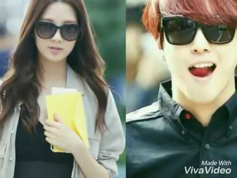 SNSD Seohyun & cnblue yonghwa (yongseo 2017) | we 're got to married couple
