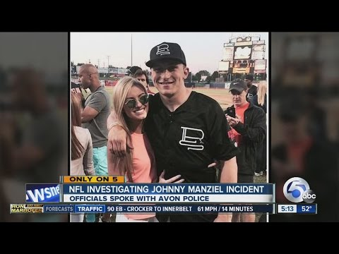 NFL talks with police about Johnny Manziel