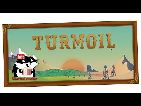 "Turmoil ""Пособие начинающего нефтяника"" с Сибирским Леммингом"