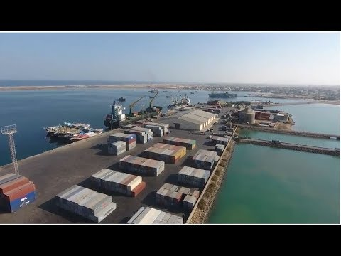 Operations at DP World Berbera Port