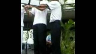 Himno Nacional Interpretado por Cuarteto de Flautistas de Aragua