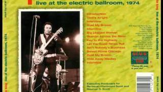 Freddie King - Live at The Electric Ballroom [Full Album]