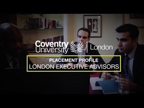 Placement Profile – London Executive Advisors