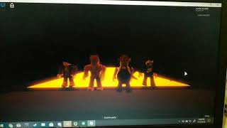 Cha Cha Slide (But in roblox)