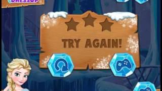 Juego Frozen objetos escondidos