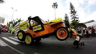 Màn diễu hành kỳ lạ của lễ hội xe Jeep lớn nhất hành tinh   Báo Dân trí online video cutter com 1