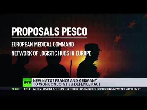 Could a new EU army be one step closer to reality?