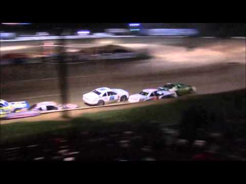 Quincy Raceways Stock Car Feature 9-20-15