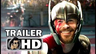 THOR: RAGNAROK Official Blu-Ray Trailer - New Footage (2018) Marvel Superhero Movie HD