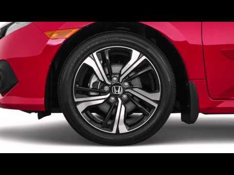 2016 Honda Civic: Tire Pressure Monitoring System (TPMS) | Bradenton