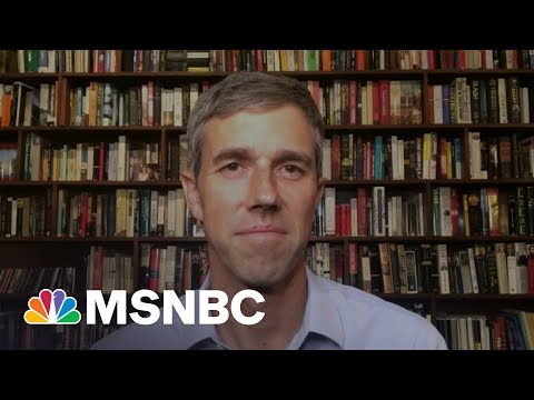 Beto O'Rourke: Filibuster Exception On Voting Rights Needed To Save Democracy