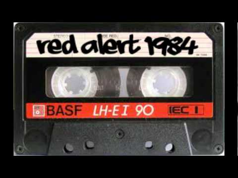 KOOL DJ RED ALERT LIVE ON KISS FM IN NYC - DEC 1984
