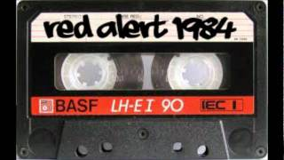 KOOL DJ RED ALERT LIVE ON KISS FM IN NYC - DEC 1984