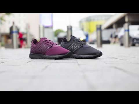 eb5f09934f324 JD Exclusive New Balance 247 - YouTube