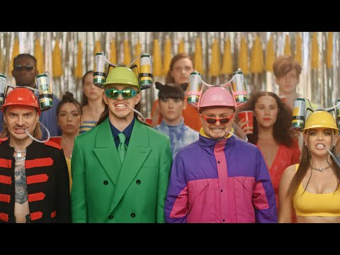 OLIVER TREE & LITTLE BIG - TURN IT UP (FEAT. TOMMY CASH)