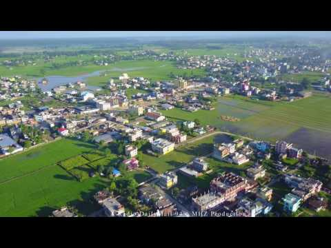 Dhangadhi Drone View | Far West | Radio DailyMail 94.6 Mhz