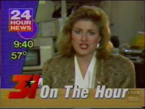 WAAY 31 News Bumpers | 1991 | Huntsville Alabama