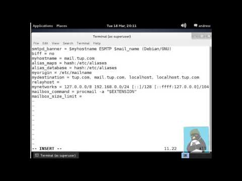 lpic-2-202-using-email-servers