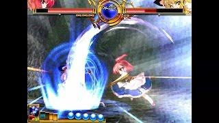 Touhou 10.5: Scarlet Weather Rhapsody - Komachi