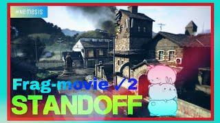 Нарезка Frag-movie в Standoff 2  !!! Терминатор в деле 😉