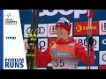 Denis Spitsov | Men's 15 km. | Lillehammer | 3rd place | FIS Cross Country