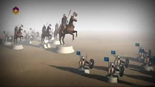 Ankara Savaşı (1402) - 1. Bayezid vs Timur - 2D Animasyonlu Savaş | Savaşlar Tarihi 10. Bölüm HD