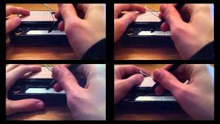 eric whitacre a boy and a girl performed on stylophone