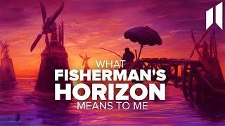 finding peace in fishermans horizon game score fanfare