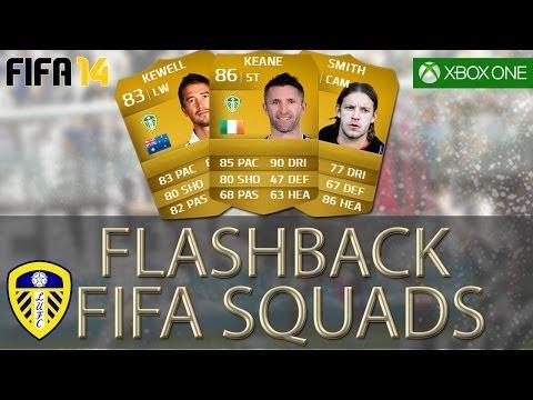FLASHBACK FIFA SQUADS - Leeds United CL 2001 Ft Ferdinand & Viduka