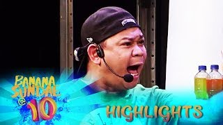 Kuya Jobert goes warfreak | Banana Sundae