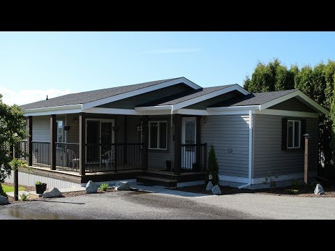 Before And After Of Incredible Mobile Home Renovation And Addition : E017 / BC Renovation Magazine