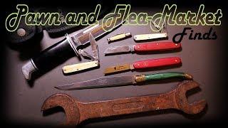 Video Buck Knife Pawn Trade + Flea-Market Pocket Knife Picks +Tool +Mistake download MP3, 3GP, MP4, WEBM, AVI, FLV Agustus 2018