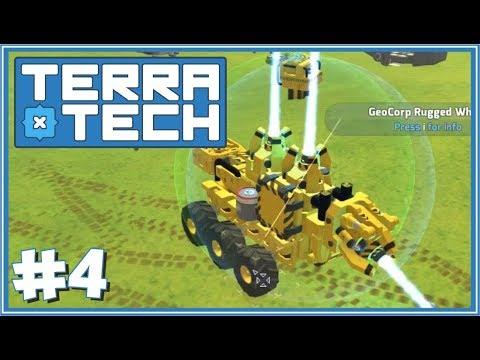 DEV MADEN ARACI - TerraTech - #4