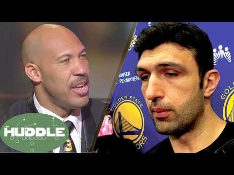 LaVar Ball BLASTS Female Anchor, Big Baller Brand is NOT for Women   Zaza Pachulia SUED? -The Huddle
