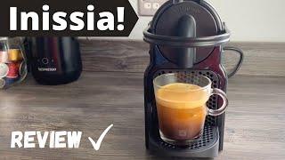 Nespresso Inissia Coffee Machi…