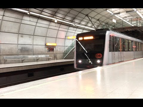 Metro Bilbao Moyua