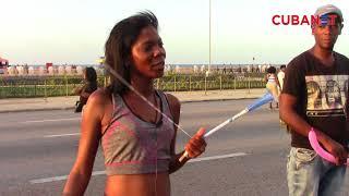 Habaneros opinan sobre el Carnaval 2017 – La Habana, Cuba