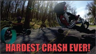 Hardest Crash Ever!