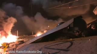 25 человек погибли в столкновениях в Киеве