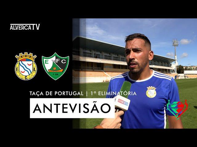 FC Alverca x Eléctrico FC
