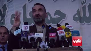 عطا محمد نور: کمیسیون مستقل انتخابات باید منحل شود