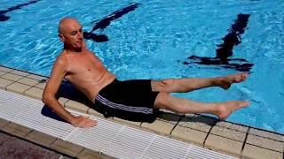 Плавание . Урок - 86 .Учимся  плавать .