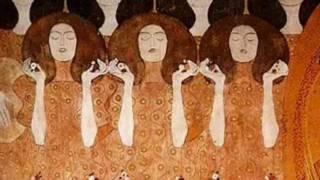 Ludwig van Beethoven, Finale-Symphony No. 9, Gustav Klimt