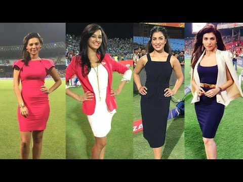 Female Anchors  Who Grace In The Cricket With Their Anchoring Skills thumbnail