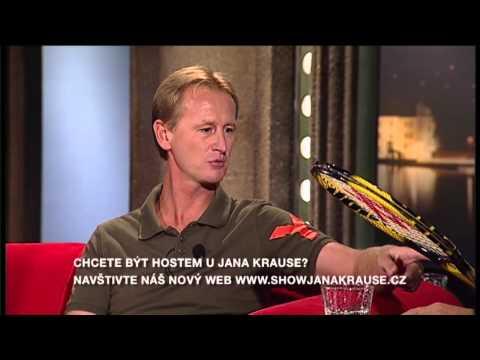 3. Petr Korda - Show Jana Krause 14. 9. 2012