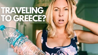 5 THINGS I WISH I KNEW BEFORE TRAVELING TO GREECE I GREECE TRAVEL