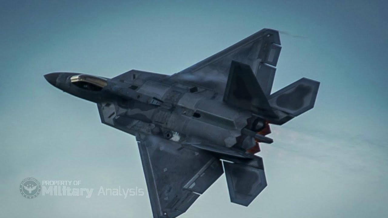 5 US Weapons of War China Should Fear