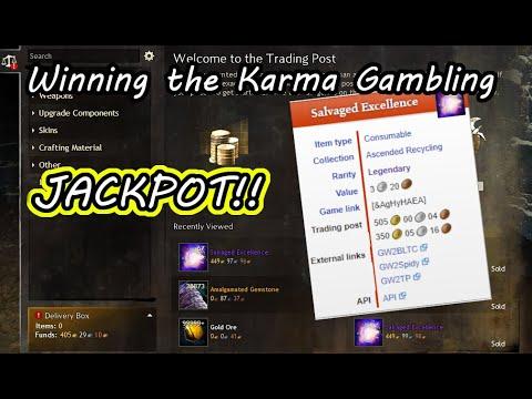 Winning The Karma Gambling JACKPOT! - Mini Guide