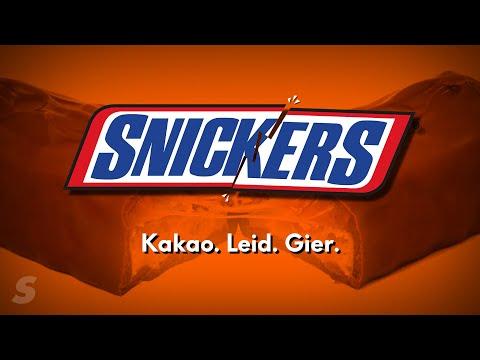 Warum du kein Snickers kaufen solltest - Simplicissimus